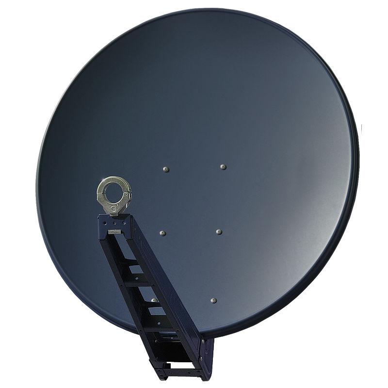 SAT Anlage Gibertini 85 cm SE Profi Alu Antenne Schüssel Octo LNB 0,1dB HDTV 4K